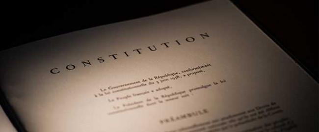 Droit constitutionnel (1) : théorie générale de l'État - histoire constitutionnelle de la France