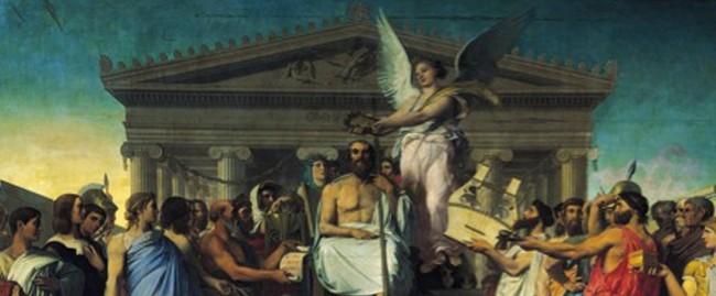 Histoire des idées politiques de l'Antiquité jusqu'au 18s