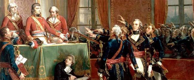 Histoire des institutions jusqu'en 1789