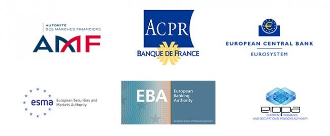 Les régulateurs financiers