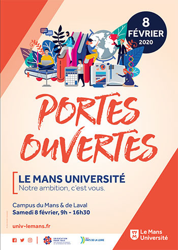 Le Mans Université : JPO 2020