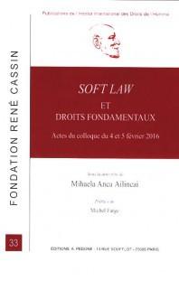 Soft law et droits fondamentaux
