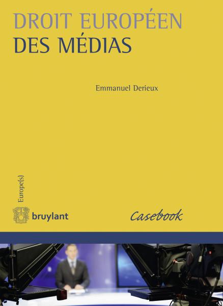 Droit européen des médias