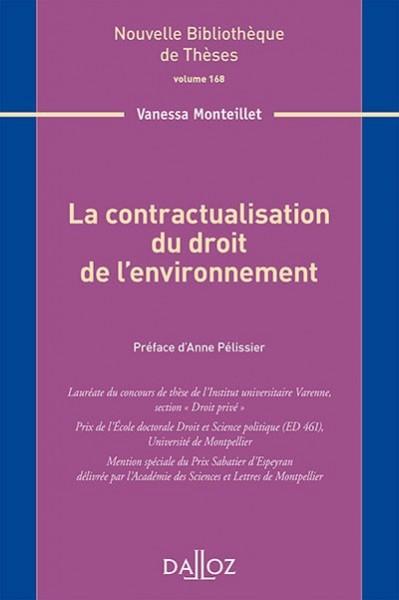 La contractualisation du droit de l'environnement