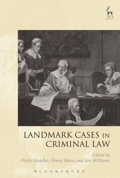 Landmark Cases in Criminal Law