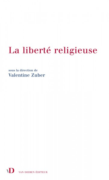 La liberté religieuse