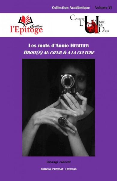 Les « mots » d'Annie Héritier