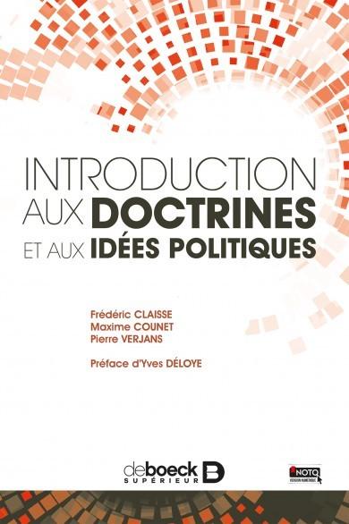 Introduction aux doctrines et aux idées politiques