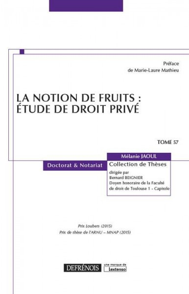 la-notion-de-fruits-etude-de-droit-prive-9782856233351