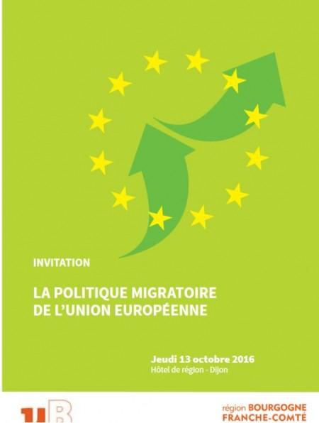 """Résultat de recherche d'images pour """"La Politique migratoire de l'Union Européenne dijon"""""""