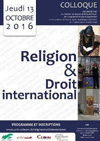 Religion & Droit international