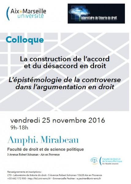 La Construction De L Accord Et Du Desaccord En Droit Portail