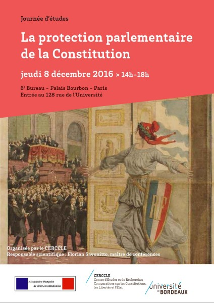La protection parlementaire de la Constitution