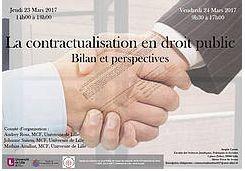 La contractualisation en droit public : bilan et perspectives