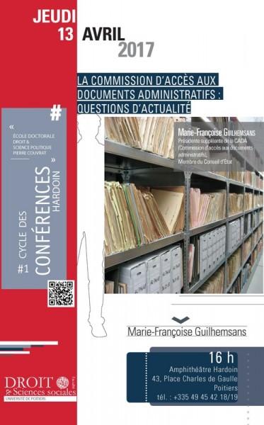La Commission d'accès aux documents administratifs