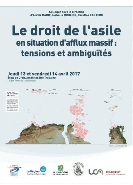 """Résultat de recherche d'images pour """"le droit d'asile afflux massifs clermont"""""""