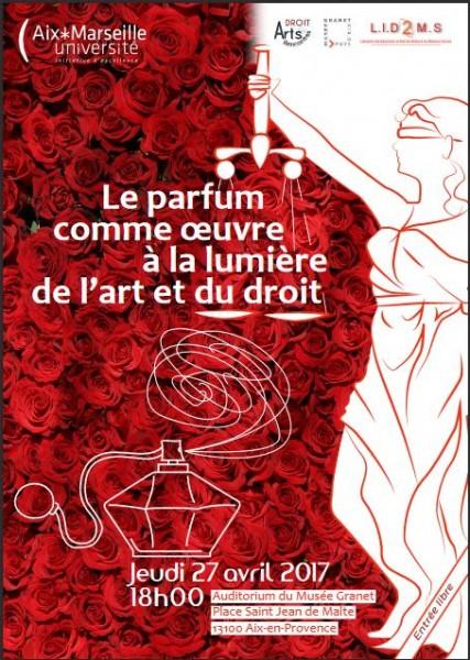 Le parfum comme œuvre à la lumière de l'art et du droit