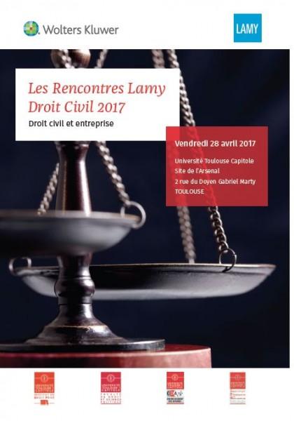 L'entreprise et le droit civil