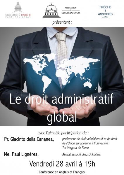 Le droit administratif global