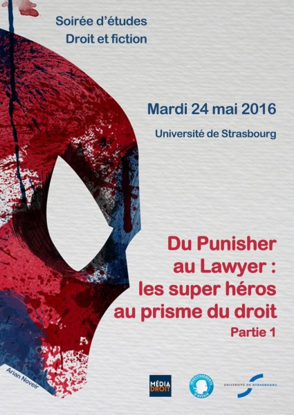 Du Punisher au Lawyer : les super-héros au prisme du droit