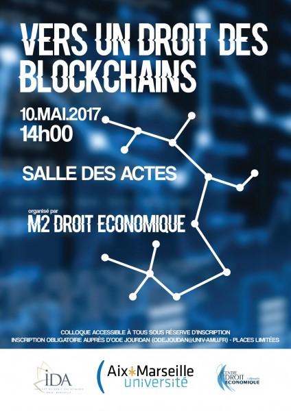 Vers un droit des blockchains