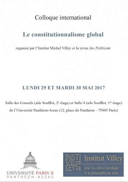 Le constitutionnalisme global