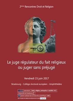 Le juge régulateur du fait religieux ou juger sans préjugé