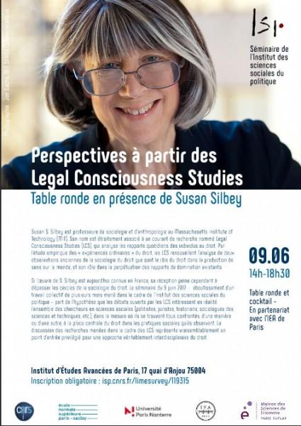 Perspectives à partir des Legal Consciousness Studies