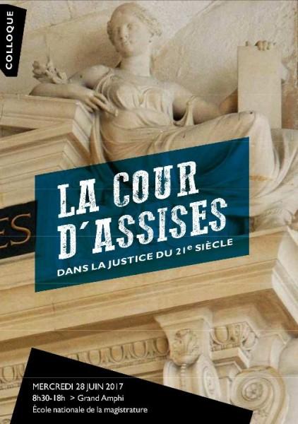 La cour d'assises dans la Justicedu 21esiècle