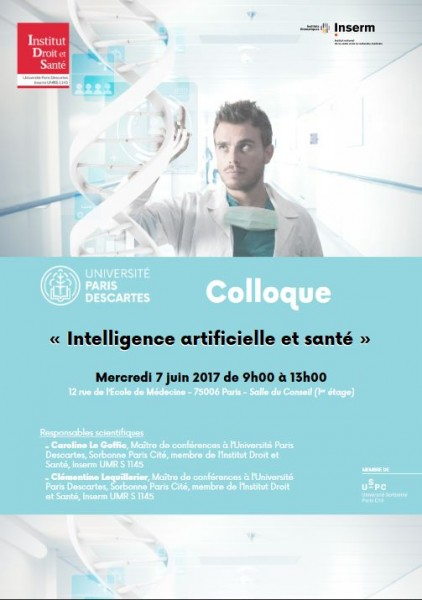 Intelligence artificielle en santé