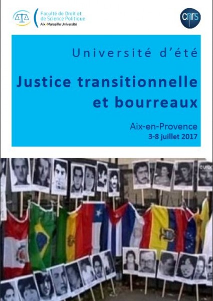 Justice transitionnelle et bourreaux