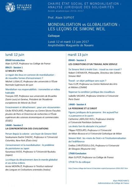 Mondialisation vs globalisation : les leçons de Simone Weil