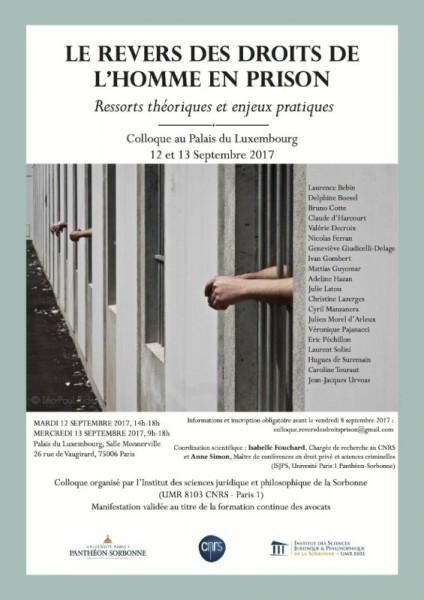 Le revers des droits de l'homme en prison