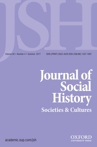 Social Histories of Neoliberalism