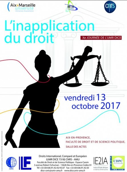 L'inapplication du droit