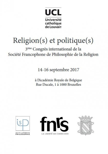 Religion(s) et politique(s)