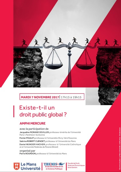 Existe-t-il un droit public global ?