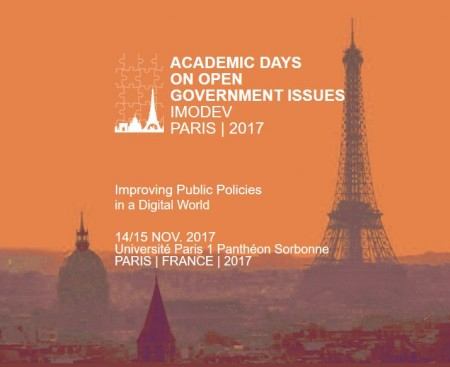 Academic Days on Open Government Issues