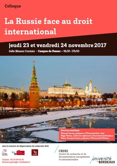 La Russie face au droit international