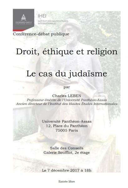 le droit et la religion dissertation Dissertation format linden vets dissertation doc continue reading droit et religion dissertation l'injure et l'outrage dans le droit français.