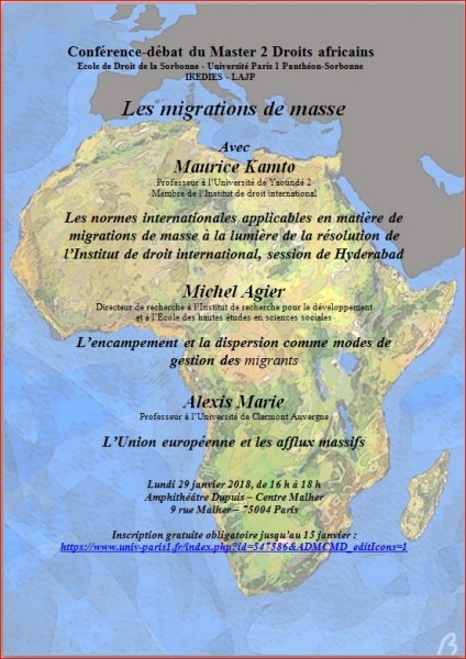 Les migrations de masse