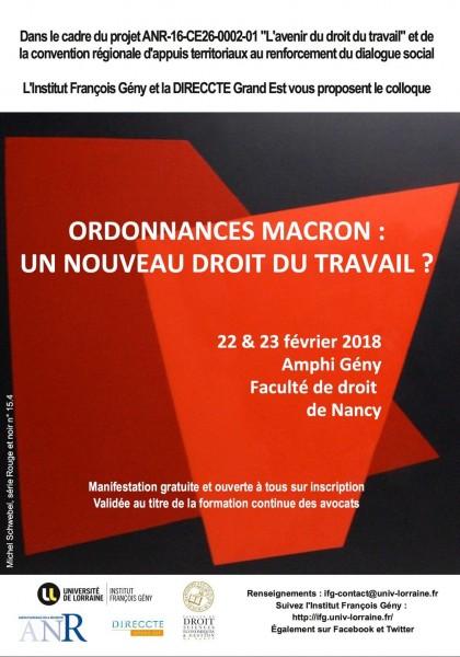 ed2cb0e4e52 Ordonnances Macron   un nouveau droit du travail   - Portail ...