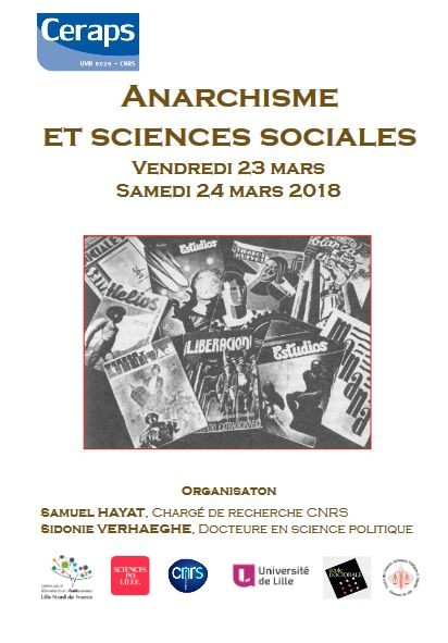 Anarchisme et sciences sociales