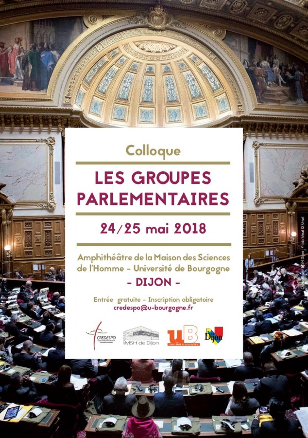 Les groupes parlementaires
