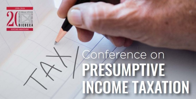 Presumptive income taxation
