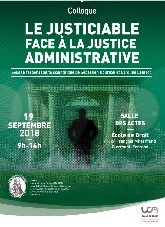 Le justiciable face à la justice administrative