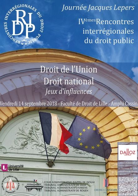 Droit de l'Union, Droit national. Jeux d'influences