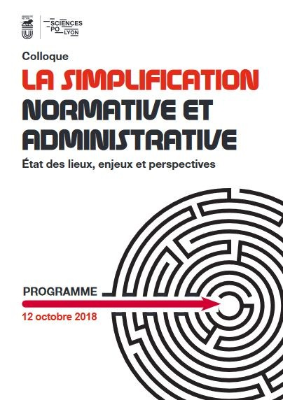 La simplification normative et administrative