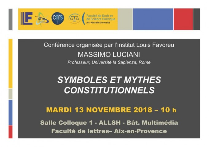 Symboles et mythes constitutionnels