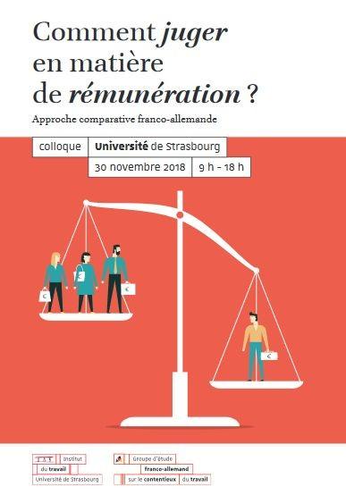 Comment juger en matière de rémunération ? Approche comparative franco-allemande